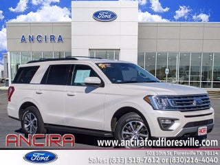 Ford Expedition Xlt In Floresville Tx Ancira Ford Floresville