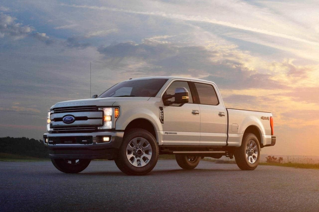 2018 Ford Super Duty F-250 Limited for sale in Pleasanton